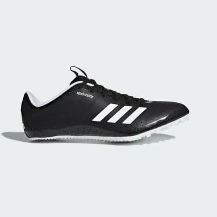 Adidas Track and Field Spinstar Spikes Womens Shoes Trainers - CP9082