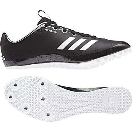 Adidas Track and Field Sprintstar Spikes Womens Shoes Trainers - AQ0212