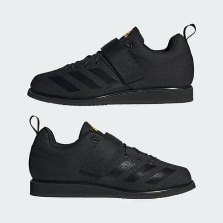Adidas Weightlifting Shoes Power Perfect 4 - Black Gold