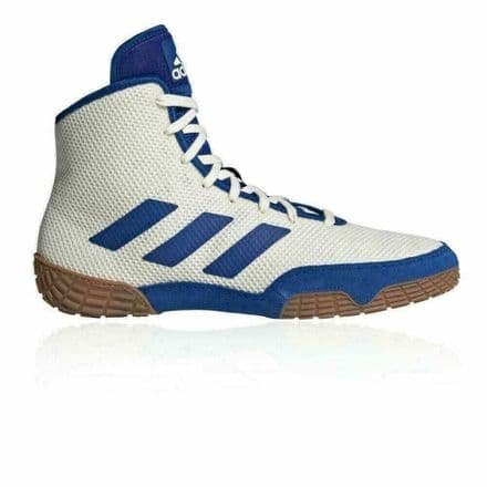 Adidas Wrestling Boots Tech Fall 2.0 White Blue