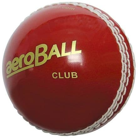 AeroBall Club Incrediball Cricket Ball - Senior