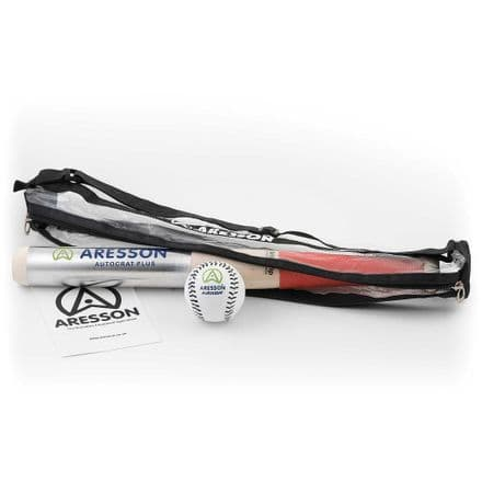 Aresson Autocrat Rounders Bat & Ball Set