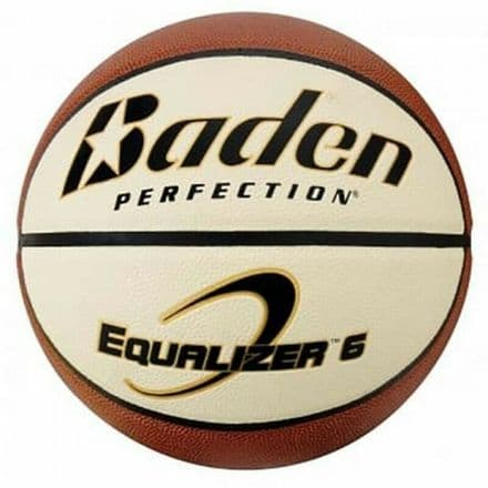 Baden Equalizer Tan & Cream Basketball - Sizes 5, 6, 7