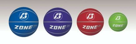 Baden Zone Basketball - Sizes 3, 5, 6, 7