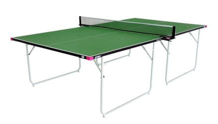 Butterfly Compact Indoor 16 Wheelaway Table Tennis Table - Green