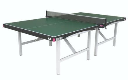 Butterfly Eurpoa 25 Table Tennis Table - Green