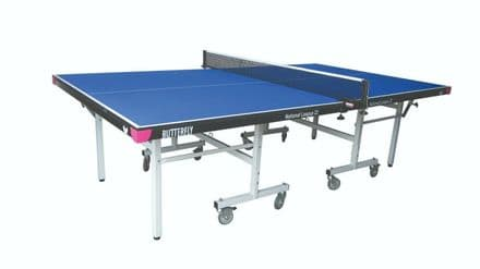 Butterfly National League 22 Table Tennis Table - Blue
