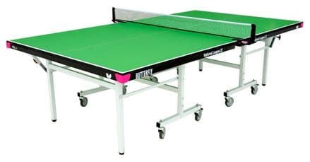 Butterfly National League 22 Table Tennis Table - Green