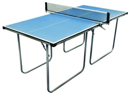 Butterfly Starter 6'x3' Table Tennis Table - including bats, balls and net&post