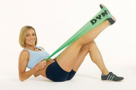 Dyna-Band STRENGTH TRAINING GYM FITNESS