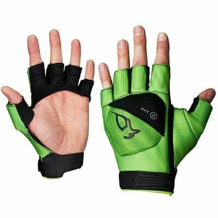 Kookaburra Xenon Hockey Gloves 1/2 Finger Hand Guard