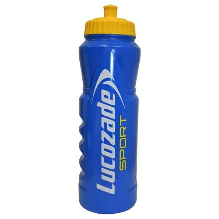 Lucozade Water Bottle football Training