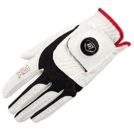 Masters Mens RX Ultimate Golf Glove Left Hand - White