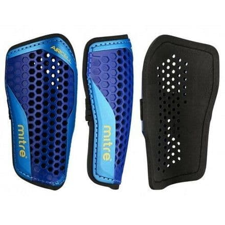 Mitre Aircell Carbon Football Shinpads