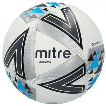 Mitre Ultimatch White Football