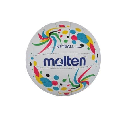 Molten  Contender Netball - Club and Match Level