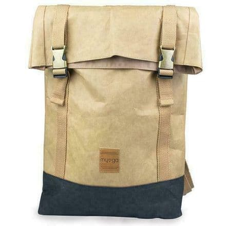 Myga Yoga Backpack Recycled Paper Bag Gym Fitness