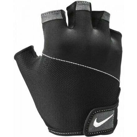 NIKE ELEMENTAL WOMENS FITNESS GLOVE BLACK - gym, fitness, weighlifting, workout
