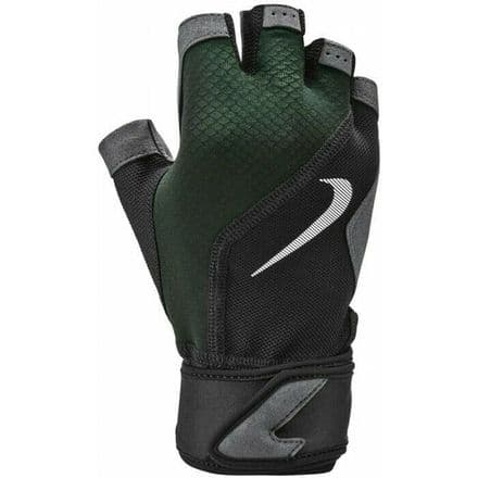 Nike Fitness Gloves Premium Mens Black - Gym Workout Fitness