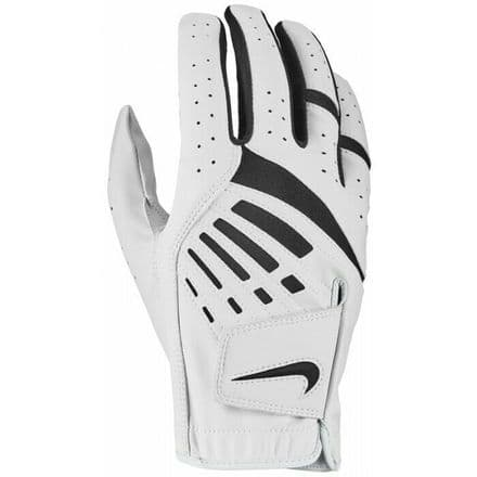 Nike Golf Glove Mens Dura Feel Right Hand - White