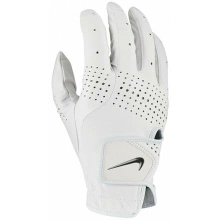 Nike Golf Glove Mens Tour Classic Right Hand - White