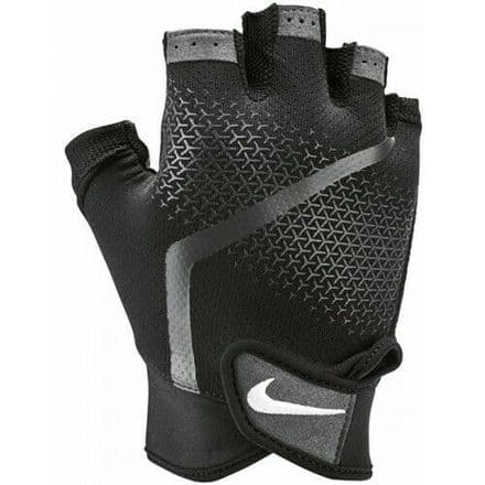 NIKE MENS EXTREME FITNESS GLOVE BLACK - gym, fitness, weighlifting, workout