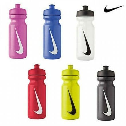 Nike Water Bottle 22oz Big Mouth Sports Drinks Bottle