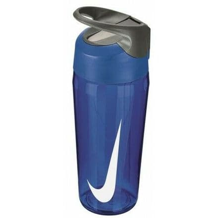 NIKE WATER BOTTLE HYPERCHARGE STRAW 16OZ - SPORTS DRINKS BOTTLE