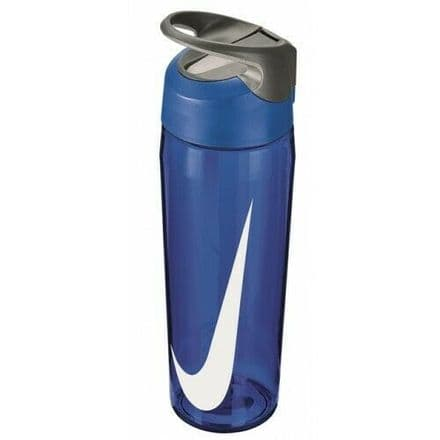 NIKE WATER BOTTLE HYPERCHARGE STRAW 24OZ - SPORTS DRINKS BOTTLE