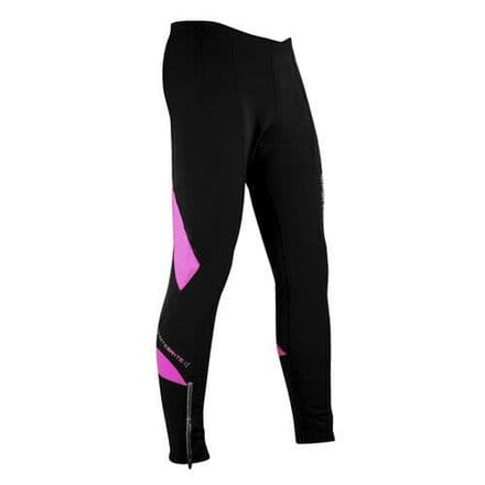 "OPTIMUM ""NITEBRITE"" LADY RUNNING LEGGINGS PINK"