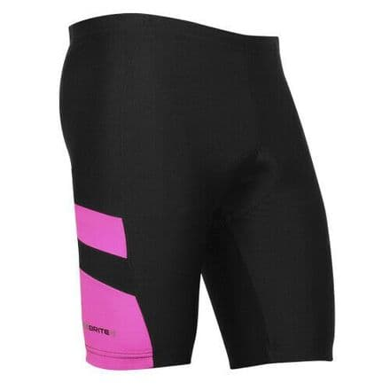 "OPTIMUM ""NITEBRITE"" LADY RUNNING SHORTS PINK"