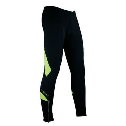 "OPTIMUM ""NITEBRITE"" RUNNING LEGGINGS FLUO"