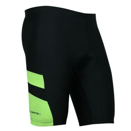 "OPTIMUM ""NITEBRITE"" RUNNING SHORTS FLUO"