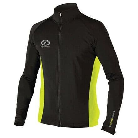 "OPTIMUM ""NITEBRITE"" RUNNING SOFTSHELL WINTER JACKET"