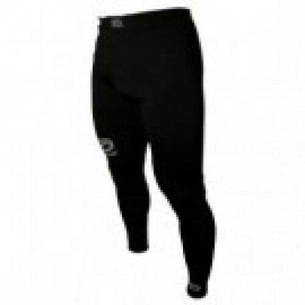 "OPTIMUM ""THINSKINS"" RUNNING LONG PANTS BLACK"