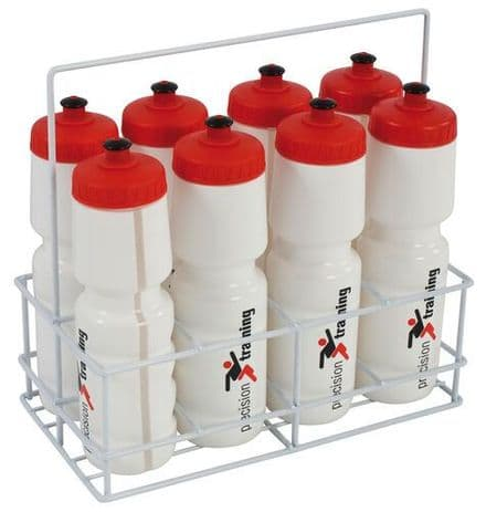 Precision Bottle Carrier & Bottles Training Gym training Football Hockey Team