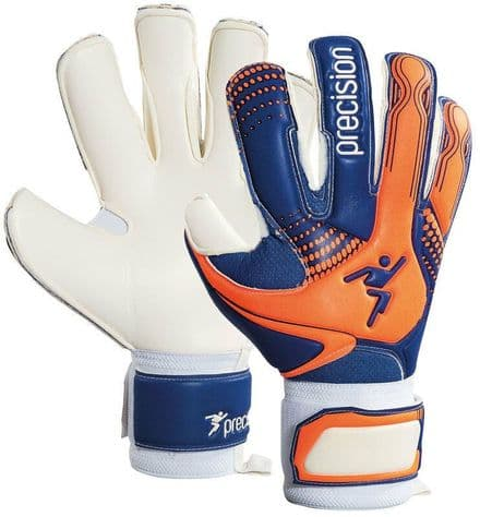 Precision Fusion-X Giga Surround GK Gloves - Junior Football Keeper soccer
