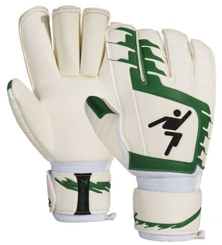 Precision Junior Classic Green Superlow GK Gloves Football soccer
