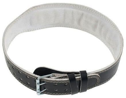 Precision Padded Weight Lifting Belt - Fitness, Gym