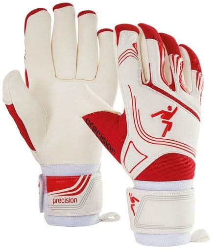 Precision Premier Junior Box Cut/Flat Palm GK Gloves Football soccer Training
