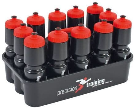 Precision Training Bottle Carrier & Bottles Training Gym Football Training