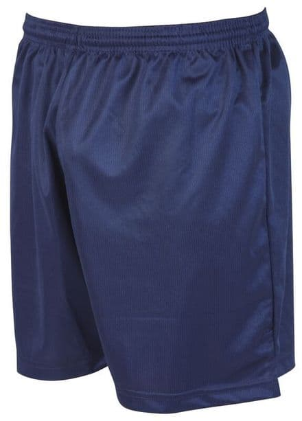 Precision Training Micro-stripe Football Shorts - Navy Football  Soccer