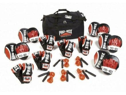 Pro Box Boxing Bundle The Essential Training Pack - 15 Person