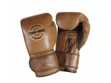 Pro Box Boxing Gloves Original Collection Sparring Training