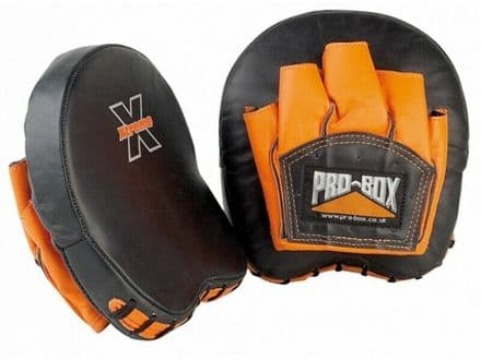 Pro Box Focus Pads - Xtreme Collection Leather Boxing Focus Mitts