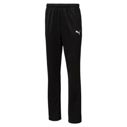 Puma Football Training Pants Joggers Junior - Black