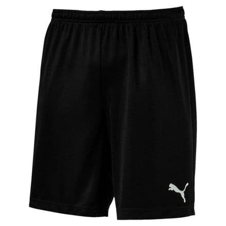 Puma Mens Football Velize Training Shorts - Black
