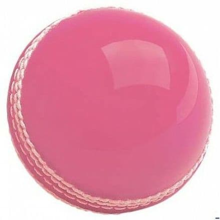 Quick-Tech Cricket Ball - Junior Pink