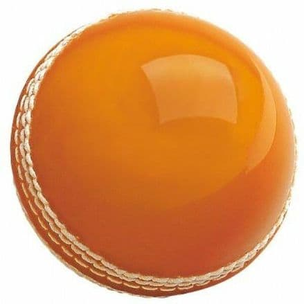 Quick-Tech Cricket Ball - Senior Orange
