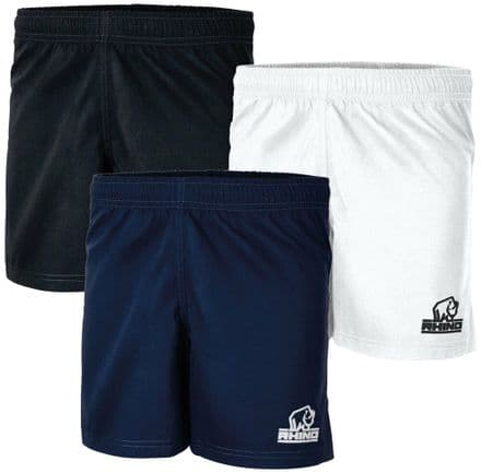 Rhino Adult Official Auckland Rugby Shorts